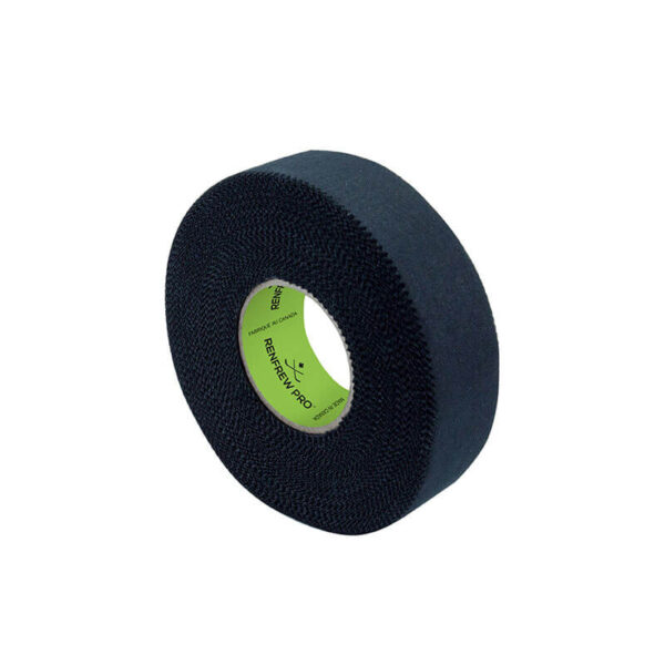 black cloth tape narrow