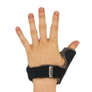 Palm Glove Black Back
